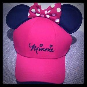 Minnie ears hat